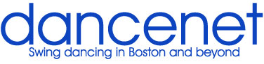 DanceNet: Swing Dancing in the Boston area graphic